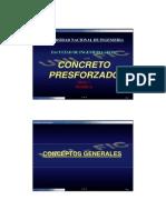 CLASE 2 CURSO DE CONCRETO POSTENSADO