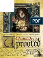 Uprooted by Naomi Novik, 50 Page Fridays