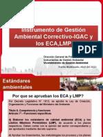 IGAC-LMP-ECA