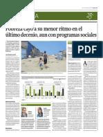 Más dinamismo, más reducción de pobreza - Gestión - 24/04/15