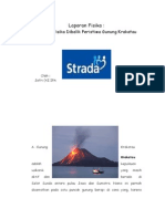 Misteri Fisika Dibalik Peristiwa Gunung Krakatau