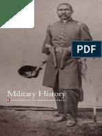 2015 Military History Catalog
