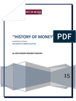 The History of Money by Jose Ramon Ramirez Sanchez
