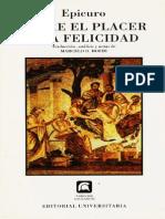 1515613541351qeeSobre El Placer y La Felicidad- Epicuro