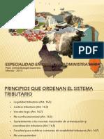 La Financiación de los gobiernos territoriales