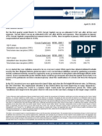 Corsair Capital Management 1Q 2015 Letter