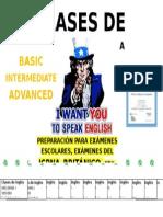 Cartel Ingles