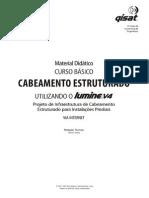 Apostila - Curso Basico Cabeamento Estruturado - Completa