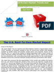 The U.S. Rent-To-Own (RTO) Market