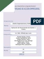 Aplicacion de Herramientas de Gestion (1)