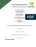 plan de negocios hydropol