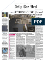 The Daily Tar Heel for Feb. 3, 2010