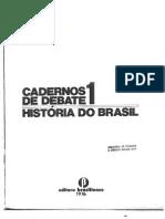 Cadernos Debates Sylvia Coutinho