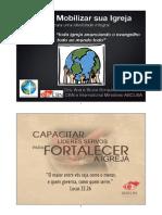 Como Mobilizar Sua Igreja Para Identidade Integral (Borquist, Congresso ALEF 2014)