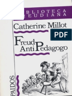 Freud Anti-pedagogo [Catherine Millot]