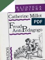 Freud Anti-pedagogo [Catherine Millot]