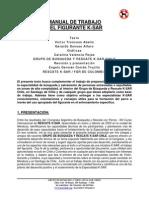 Manual de Trabajo Del Figurante k Sar