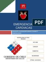 13 Emergencias Cardiacas