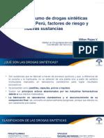 Drogas Sintéticas Conferencia Prensa 2015