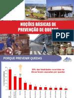 6 - Noções Básica  Prevenção de Quedas.ppt