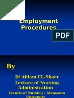 Employment Procedures ver 5