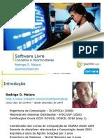 Software Livre - Conceitos e Oportunidades