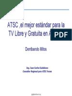 Atsc Para La Tv Libre y Gratuita Abril 2007 2