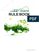 Effi Cars 2016 Rule Book
