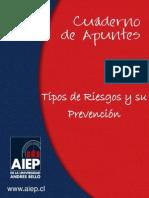 Tipos de Riesgos y Su Prevención - IPR213
