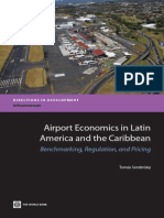 Airport Economics LAC Benchmarking Regulation Pricing