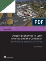 Airport Economics LAC Benchmarking Regulation Pricing