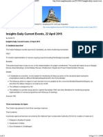 Insights Daily Current Events, 22 April 2015 _ INSIGHTS.pdf
