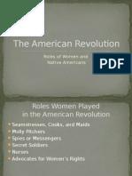 social studies 5-4 revolutionary war - women and native americans