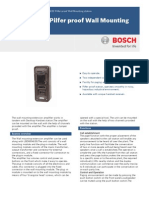 BOSCH 8924 Data Sheet