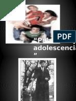 Pubertad y Adolescencia Fisiologia y Emociones