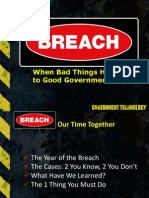KY DGS 15 Presentation - Breach- When Bad Things Happen to Good People - Jack Mortimer