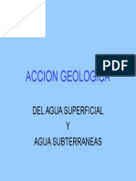 ACCION GEOLOGICA