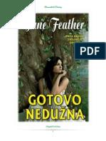 Jane Feather Gotovo Neduzna