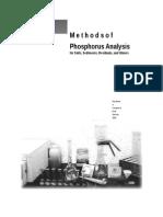 Methods of P Analysis 2000