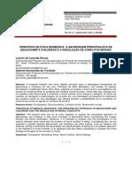 Artigo Princípios de Ética Biomédica