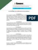 Decreto 15-2003