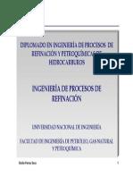 Ingeniería de Procesos de Refinación 1