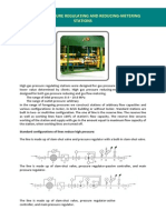 High Gas Pressure Regulating and Reducing-metering