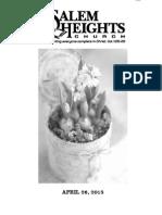 20150426 PDF Bulletin