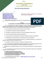 Lei 8213 Consolidada 2006