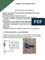 Practica 2 Lab. Sistemas Digitales FIME
