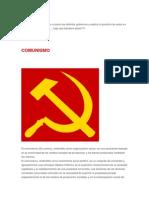Regimenes Politicos Totalitarios