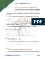 TOEFL Essential Campus Vocabulary