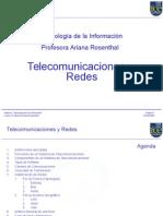 Clase_9_Telecomunicaciones y Redes