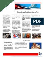 Boletín Cuba de Verdad Nº 70-2015